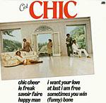 Image of 'C'est Chic' album cover