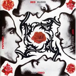 'Blood Sugar Sex Magik' album cover
