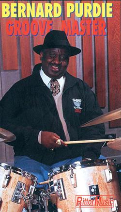 Bernard Purdie, 'Groove Master'