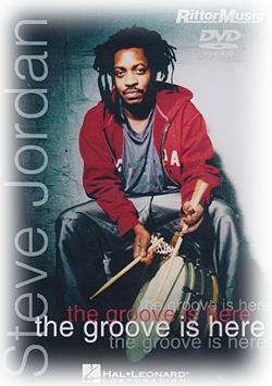 Steve Jordan - 'The Groove is Here' DVD