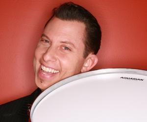 Daniel Glass Aquarian drum heads image