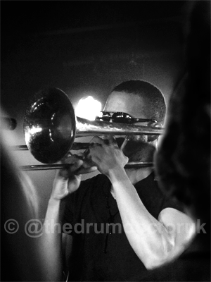 Trombone Shorty @ Eric