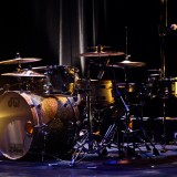 Jamie Little DW Drum Kit