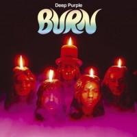 Deep Purple's 'Burn' album cover