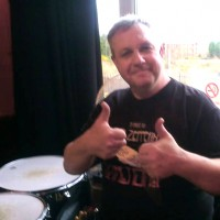 Pete Tulloch, Drummer for