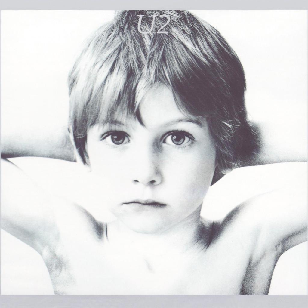 U2 - 'Boy' album sleeve art work