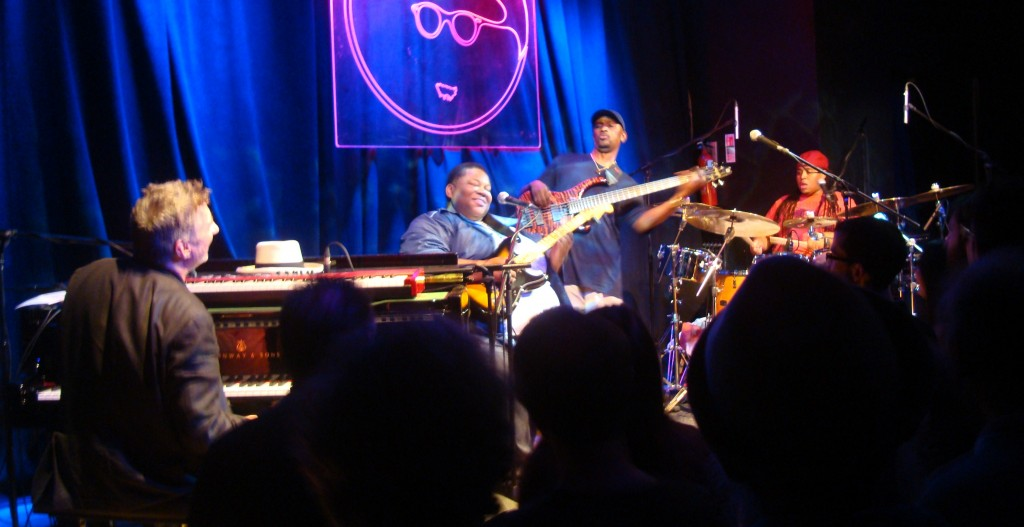 Jon Cleary & The Absolute Monster Gentlemen, Manchester 2015