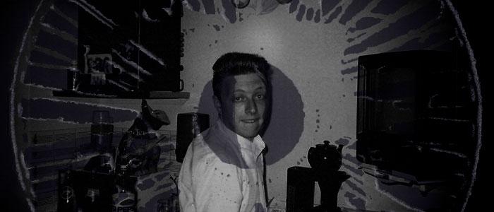 Nick Lauro, Berry St Studios, London, 1988